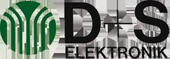 D+S Elektronik GmbH & Co. KG – Ihr Partner für Bestückung, Kabelkonfektionierung & Gerätebau Logo